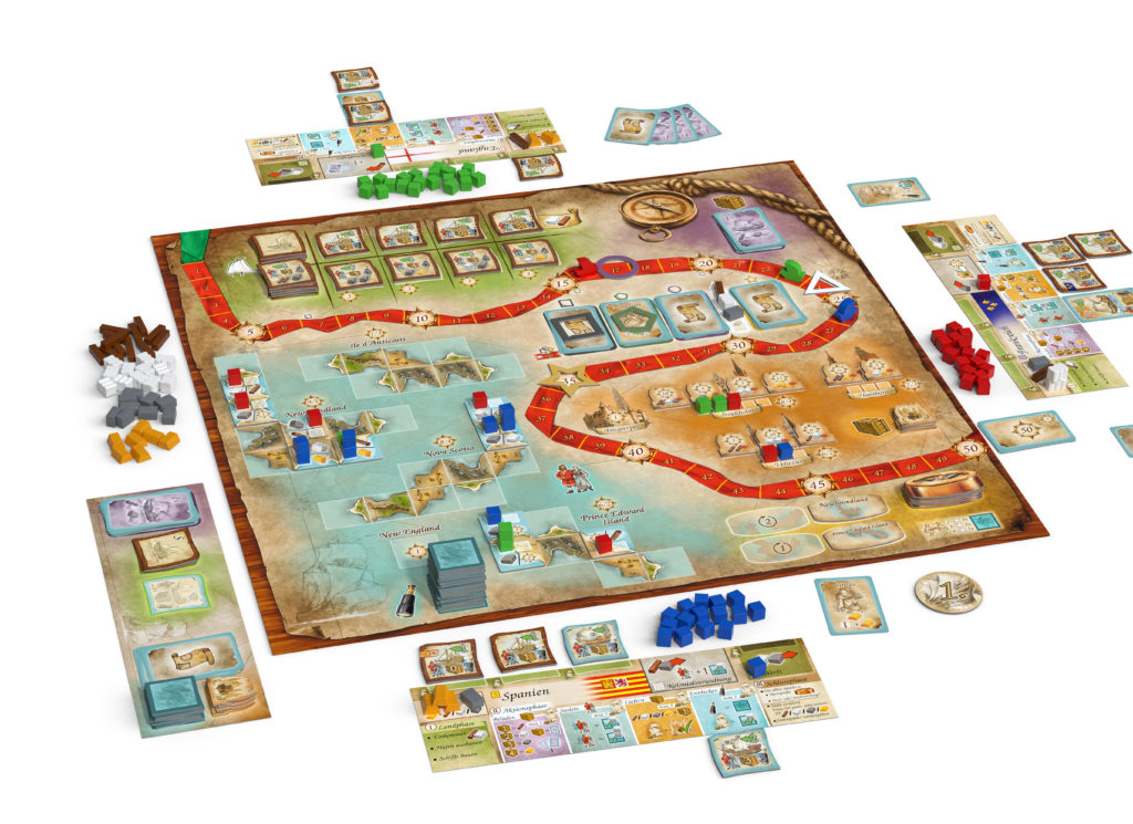New Found Land Spielszene