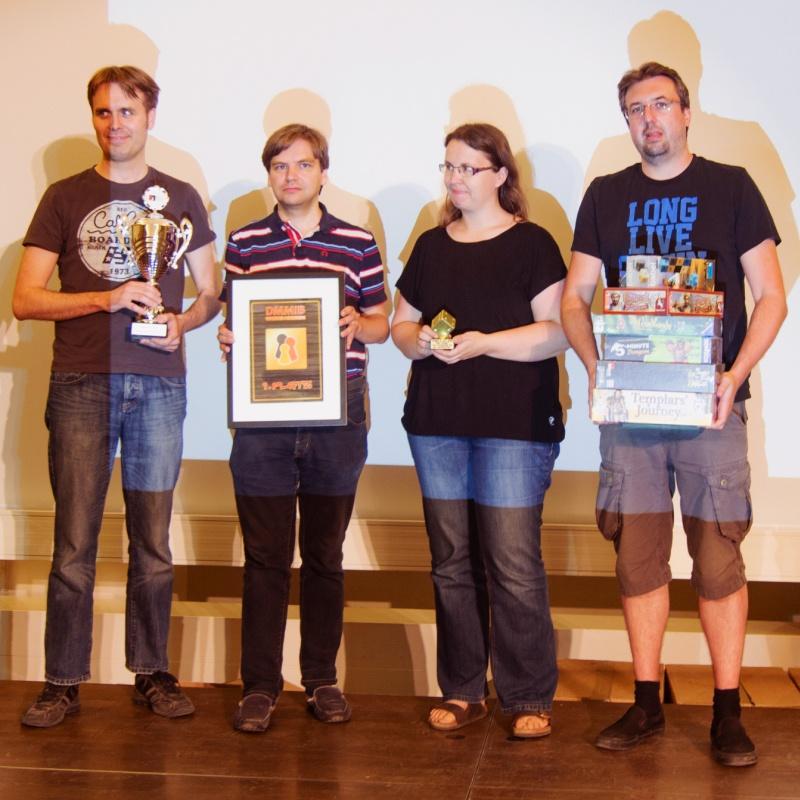 Deutscher Meister 2018: Das Team mit dem Paukenschlag